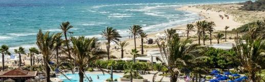 Hotel werk in Spanje