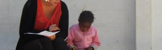 Gambia vrijwilligerswerk weeskinderen