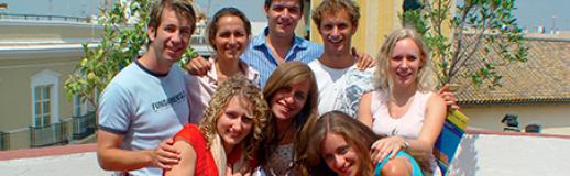 Onze taalschool in Sevilla