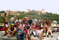 Spaans studeren in granada